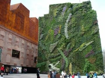 Training Course in Vertical Gardens