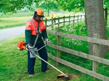Brushcutter Training Course